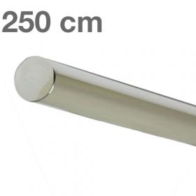 RVS Gepolijst Trapleuning 250 cm